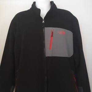 The North Face | Men's Black Full Zip Jacket | XXL